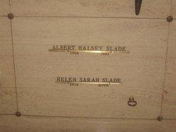 Albert Halsey Slade