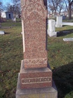 Lillie <I>Nuernberger</I> Cumb