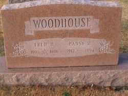 Pansy M <I>Plotner</I> Woodhouse
