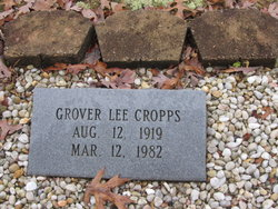 Grover Lee Cropps
