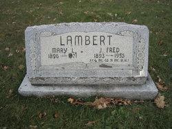 Joseph Frederick Lambert