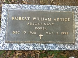 Robert William Artice