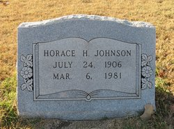 Horace H. Johnson
