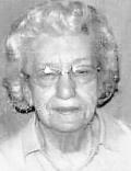 Mrs Mary Elizabeth Edgar