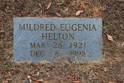 Mildred Eugenia Helton
