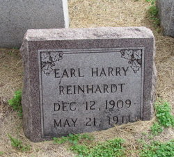 Earl Harry Reinhardt