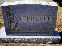 Exie Allene <I>Rhodes</I> Triplett