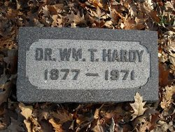 Dr William T. Hardy