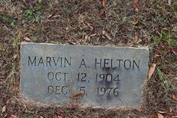 Marvin A. Helton