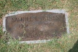 Samuel E Jones