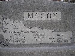 Guy McCoy