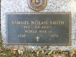 Samuel Nolan Smith