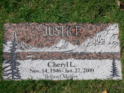 Cheryl L Justice