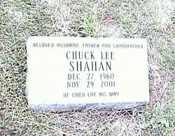 Chuck Lee Shahan