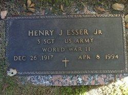 Henry John Esser, Jr