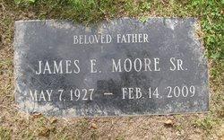 James E Moore, Sr