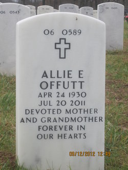 Allie E Offutt