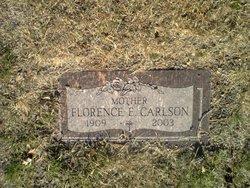 Florence E Carlson