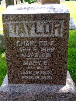 Mary <I>Allyn</I> Taylor