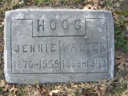 Walter M. Hogg