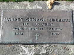 Harvey George Solberg