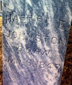 Harriett E. Johnston