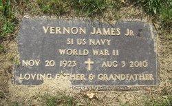 Vernon James, Jr