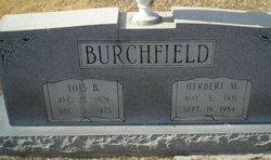 Lois B Burchfield