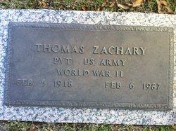 Thomas Zachary