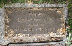 Louise Motoligin