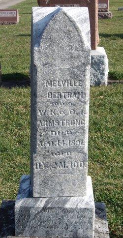 Melville Bertram Armstrong