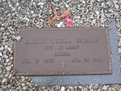 Emory Odell Scales