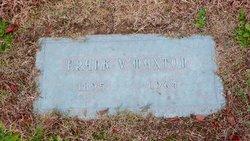 Frank V. Maxton
