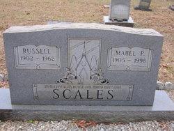Mabel <I>Phillips</I> Scales