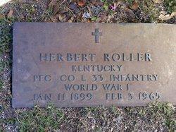 Herbert Roller