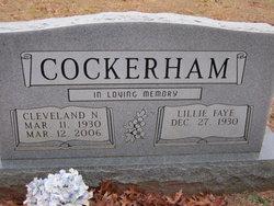 Cleveland Nathaniel Cockerham, Sr