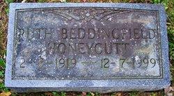 Ruth Virginia <I>Beddingfield</I> Honeycutt