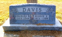Minnie R <I>Taber</I> Davis