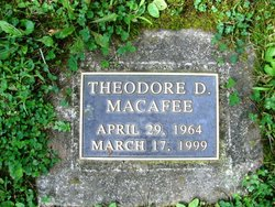 Theodore D Macafee