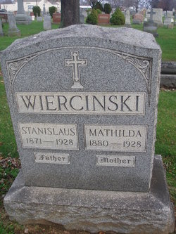 Mathilda <I>Klan</I> Wiercinski