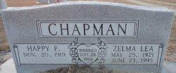 Zelma Lea Chapman
