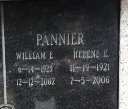 William E. Pannier