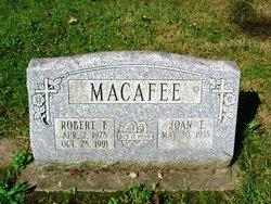 Robert E Macafee