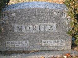 Myrtle M Moritz