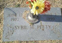 Sybil H Petty