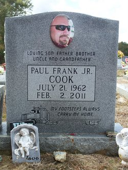 Paul Frank Cook, Jr