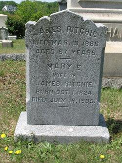 Mary E Ritchie