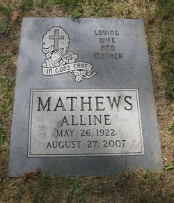 Alline Mathews