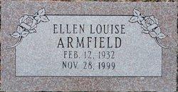 Ellen Louise Armfield