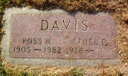 Ross H Davis